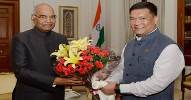 President Kovind expresses concern about Arunachal flood situation