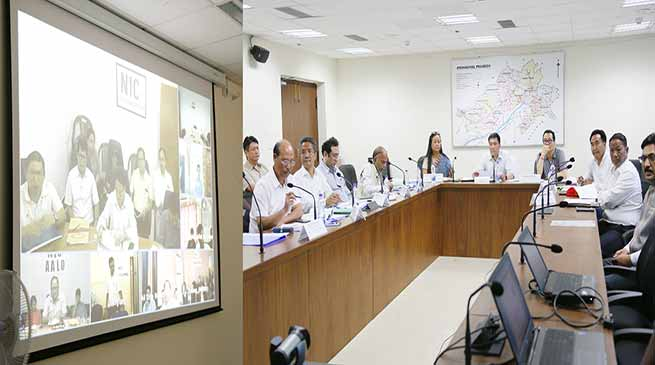 CM Pema Khandu directs DCs to reassess Education Scenario