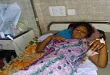 Photo of Shoot out at Lekhi, one young girl critically injured