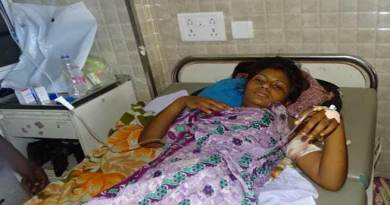 Shoot out  at Lekhi, one young girl critically injured