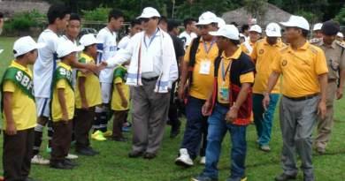 3rd Siyom Banggo Football Championship Running Trophy Kicked Off