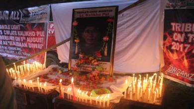 Photo of Pul's first death anniversary- MVAC observe as Martyrs day
