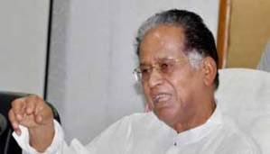 Dams in Arunachal will destroy Assam- Tarun Gogoi