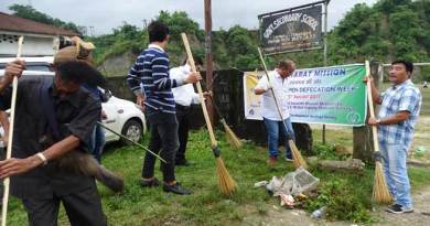 Kaso appeal one and all to join hand for freedom from open defecation