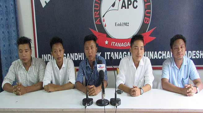 TSU raises voice against Chakma-Hajong citizenship issue