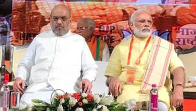 Photo of Amit Shah attacks Rahul over his Dynasty remark