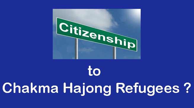Stop Politicising Chakma Hajong Issue- Arunachal Govt ask Congress