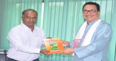 State Govt contemplating Arunachal Pradesh Bio Resource Mission: Chowna Mein