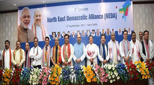 PM Modi wants to unite Northeast under NEDA