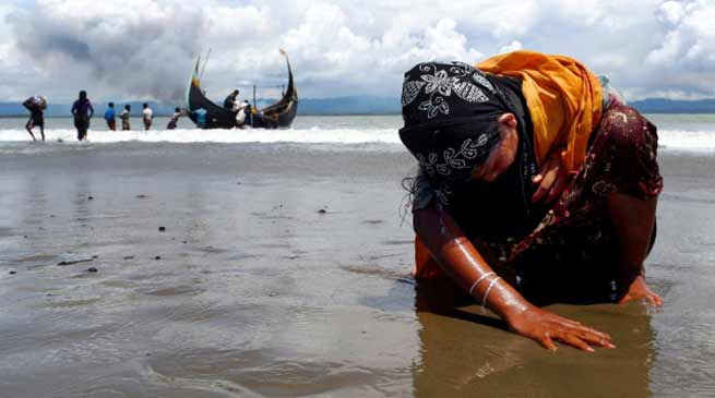 20 Rohingya refugees drowned,  50 missing as Boat capsized