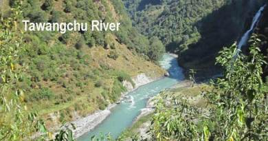 Tawang:  Boy swept away in Tawangchu river