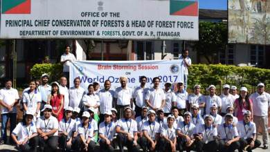 Arunachal: Department of Environment & Forest observed World Ozone Day
