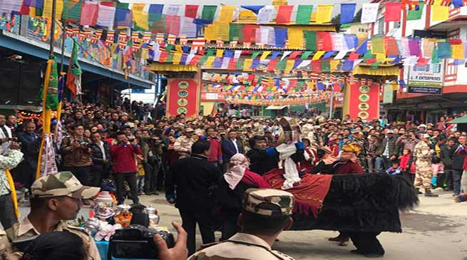 From the Lens; 5th Tawang Festival