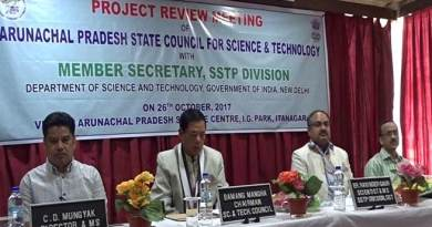 APSC S&T reviews schemes and projects