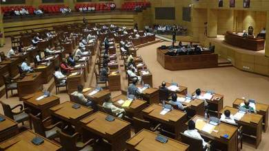 Photo of AP Legislative Assembly adjourned after obituary references