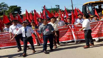 Photo of TRP 2014 issue:  SUMAA takes out protest rally
