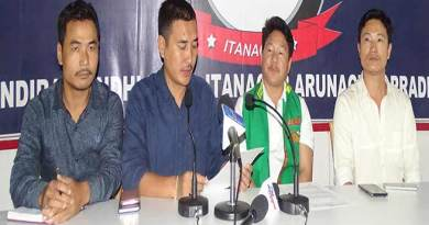 AAPSU Serve Ultimatum for deletion of Chakma Candidate from APPSC prelim exam list