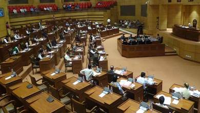 Photo of Resolution on Chakma-Hajong refugee approved by voice vote