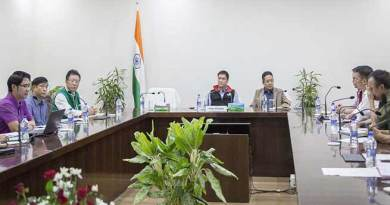 Arunachal Tourism Society meeting held