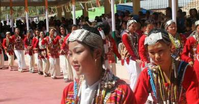 CM Khandu extends Chindang Festival greetings to Sajolang Community