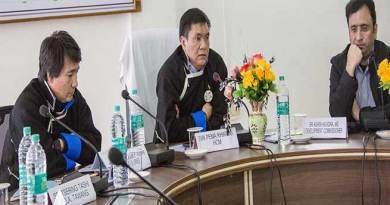 Tawang- CM Khandu reviews 'Sankalp Se Siddhi' programme