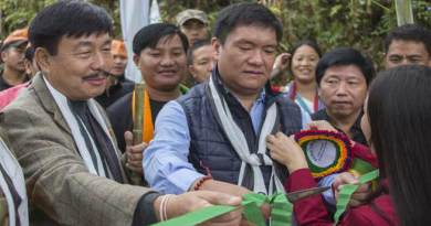 Construction of Yangte -Tali road will restart by November- Pema Khandu