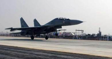 When Fighter Jets touchdown Lucknow-Agra Expressway