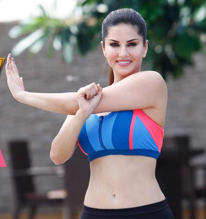 Sunny Leone to turn a Fitness Guru in her TV Show