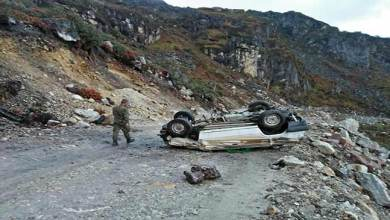 Photo of Tawang- Tourists from Kolkata killed in a road accident