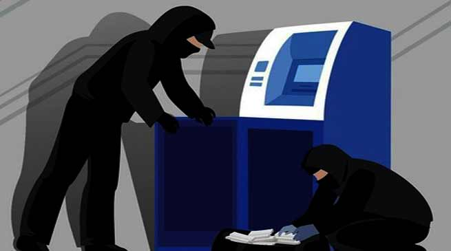 Itanagar- Chief Secretary Concern about ATM theft