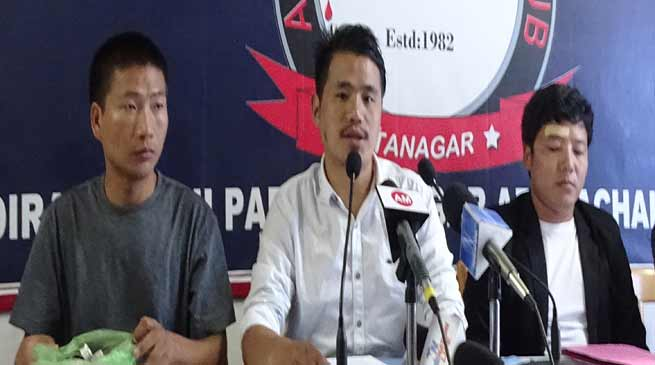 AKDDSU Appreciates Khandu's Visit to Tali, People seeing a ray of hope