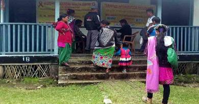 RKMMS organises HIV/AIDS screening test camp at Vijaynagar