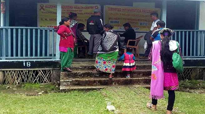 RKMMS organises HIV/AIDS screening test camp at Vijaynagar