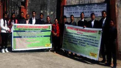 Photo of Bomdila Bar Association organises Legal Awareness campaign in West Kameng district