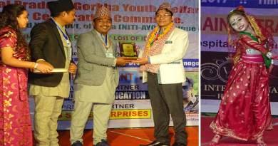 Itanagar- Gorkhas celebrates'Ramailo Tihar' festival