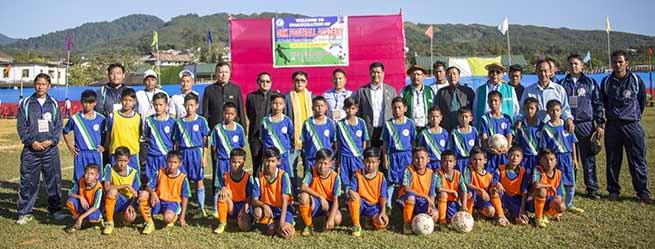 Gumin Rego Kilaju Football Academy