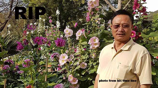 Ngurang Pinch passes away, CM Pema Khandu expresses shock