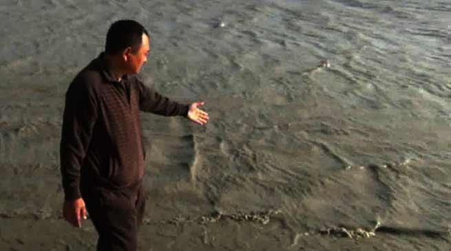 Arunachal-Siang River turns Muddy, MP Writes to PM Modi