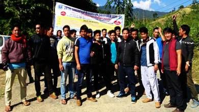 Photo of Itanagar-Jote road issue-USIYF begins movement