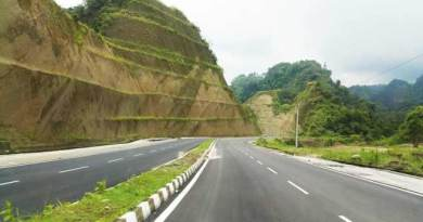 Arunachal Pradesh will change after Completion of all ongoing road projects- RK Singh