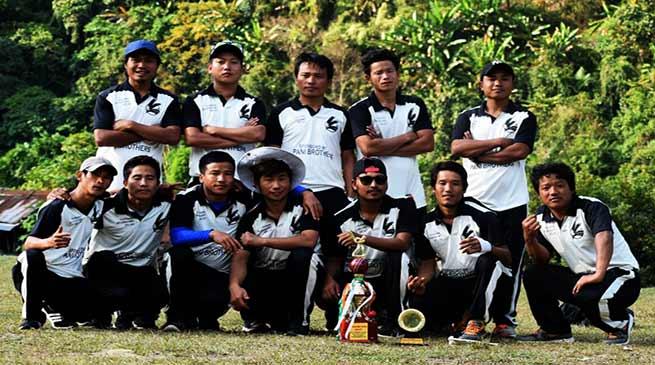 District level Cricket and Chess Tournament held at Kurung Kumey and Kra Daadi