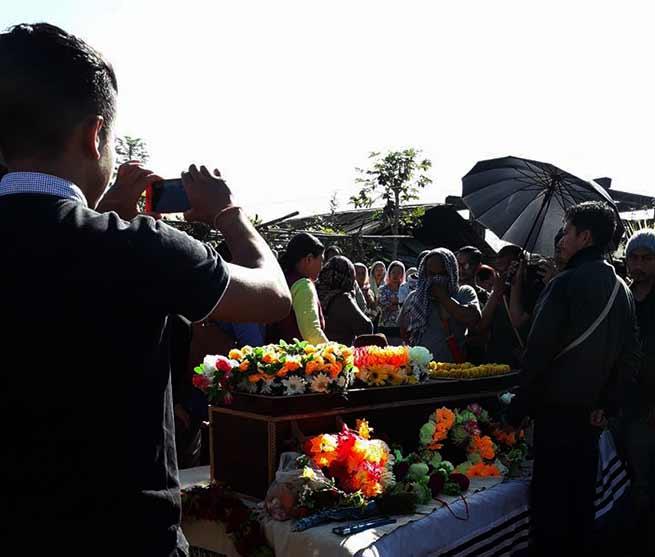 CM Pema Khandu condoles demise of former MLA Jobom Basar
