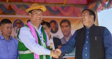 State Revenue huge jump within one financial year- Pema Khandu