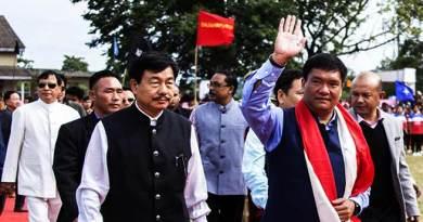 Pasighat is 'pride of Arunachal'- Pema Khandu