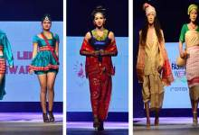 Photo of 3rd edition of North East India Fashion Week – The Khadi Movement concludes