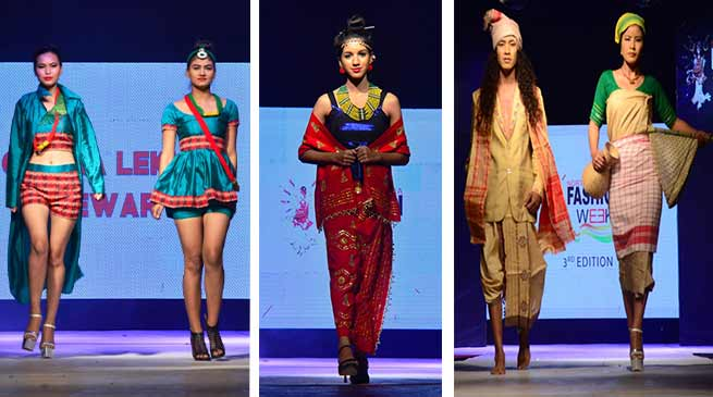 North East India Fashion Week – The Khadi Movement concludes
