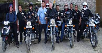 Arunachal- US nationals on tour of 10 districts of state at tourist voyage