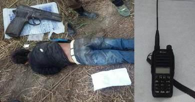 Arunachal- Assam Rifle gun down NSCN ( K ) Cadre