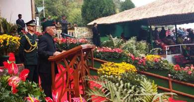 Hornbill Festival showcases North East India's rich cultural diversity- Arunachal Governor
