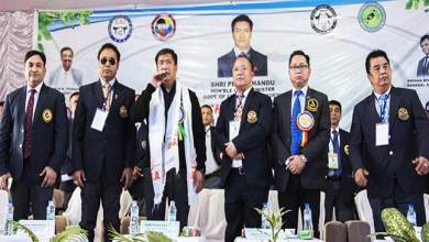 Photo of CM Khandu inaugurate 5th North East National Level Karate-do Championship